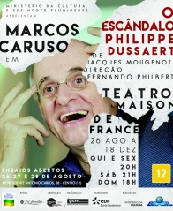 O Escândalo Philippe Dussaert - Affiche