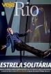Couverture du supplément culturel de la revue Veja